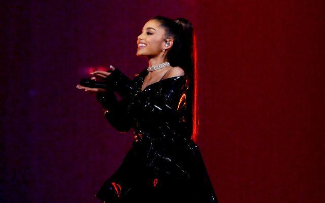 Ariana Grande y su foto más conmovedora después del atentado