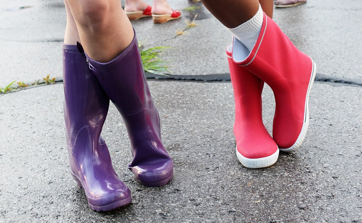Las botas de lluvia más TOP de esta temporada