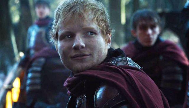 Ed Sheeran sufre de bullying por su cameo en GoT