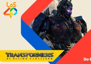 Especial De Película: Transformers: El último caballero