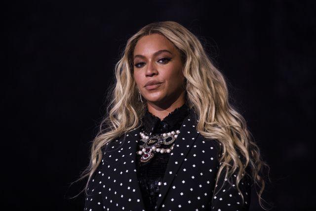 Una Beyoncé que nada que ver