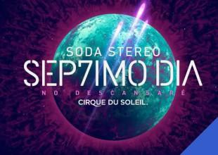 Consigue tus boletos para Cirque Du Soleil