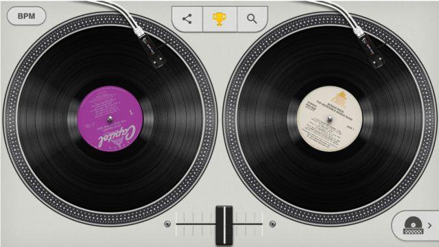 Google celebra al Hip Hop con un Doodle interactivo que te convierte en DJ