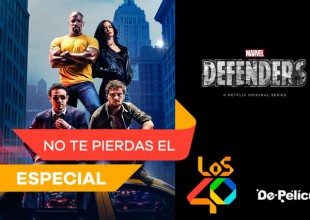 Especial De Película: The Defenders