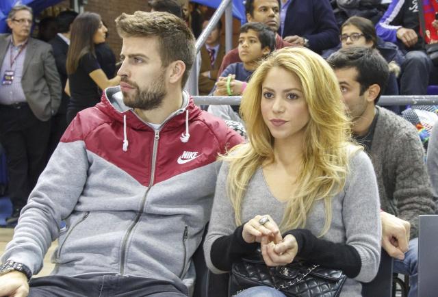 Piqué desmiente rumores de separación con Shakira después de esta foto