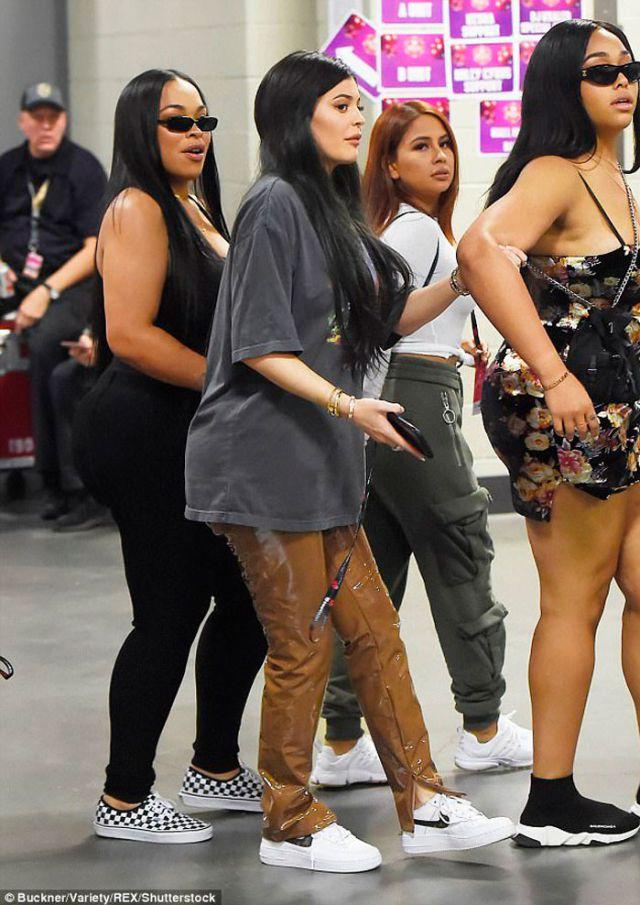 Kylie Jenner embarazada