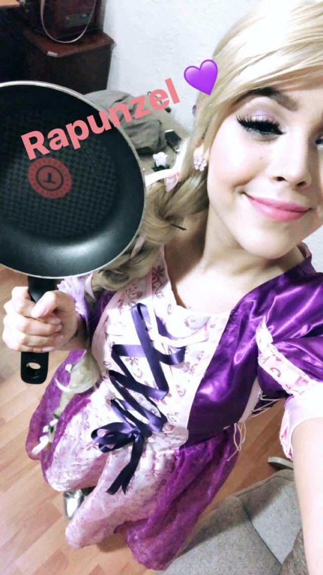 Danna Paola Rapunzel