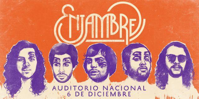 Enjambre 6 diciembre Auditorio Nacional