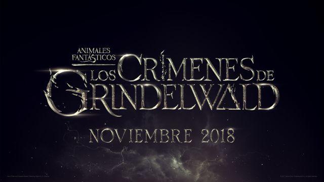 Animales Fantasticos Los crímenes de Grindelwald