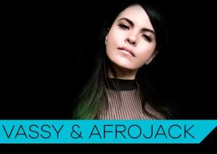 Enloquece con la colaboración de la Australiana y Afrojack