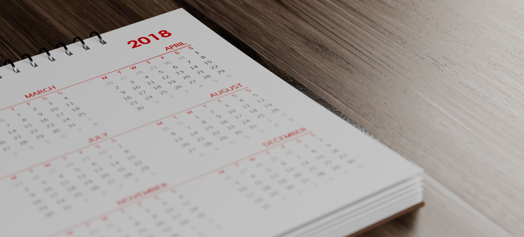 Calendario 2018: Los días festivos y puentes de 2018 | Actualidad ...