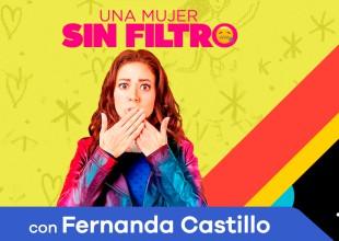 Disfruta la entrevista con Fernanda Castillo, protagonista de