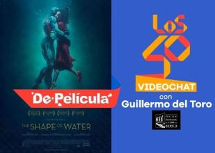 No te pierdas la entrevista con Guillermo Del Toro y conoce los detalles del estreno