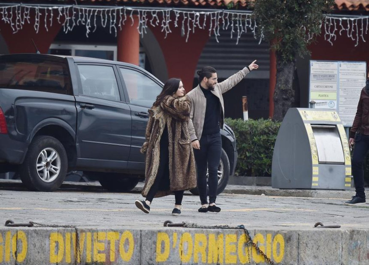 Con estas fotografías se confirma la relación de Maluma