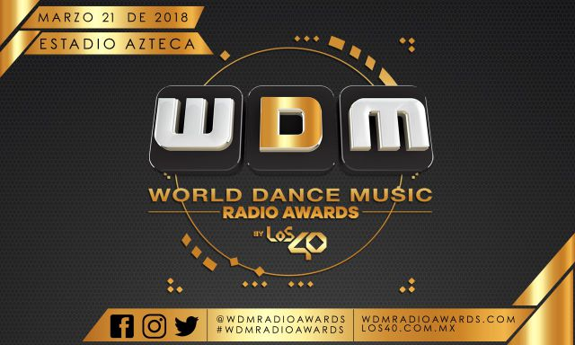 Llega la segunda edición de los World Dance Music Radio Awards