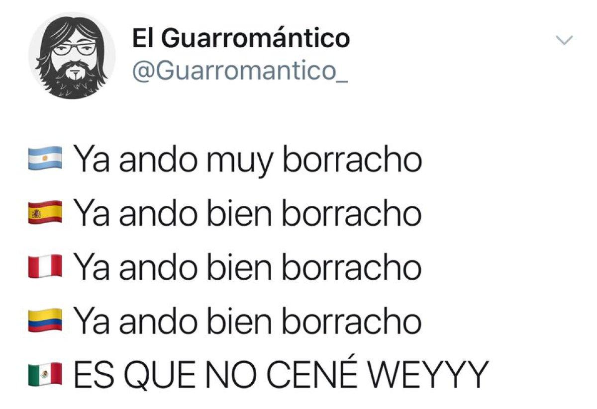 Las frases más creativas de los mexicanos