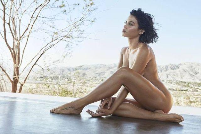 Jenna Dewan se desnuda