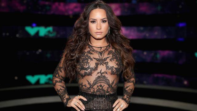 Demi Lovato muerta
