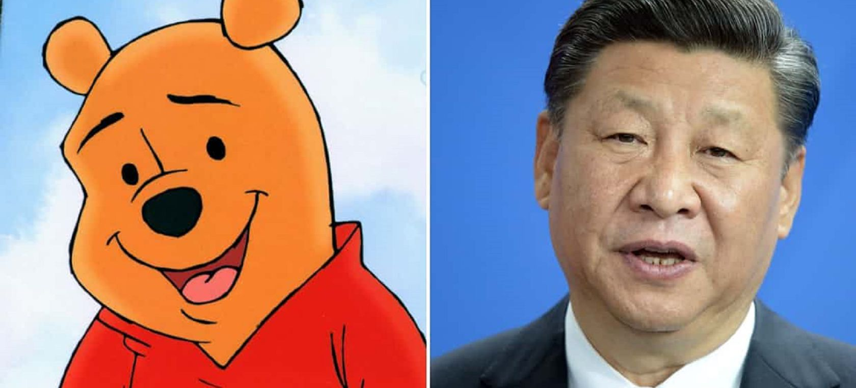 Image result for china censura winnie pooh