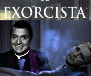 Exorcismo en casa del presidente de Colombia