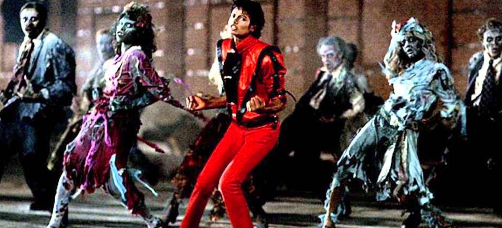 Thriller sigue siendo el mejor videoclip de la historia