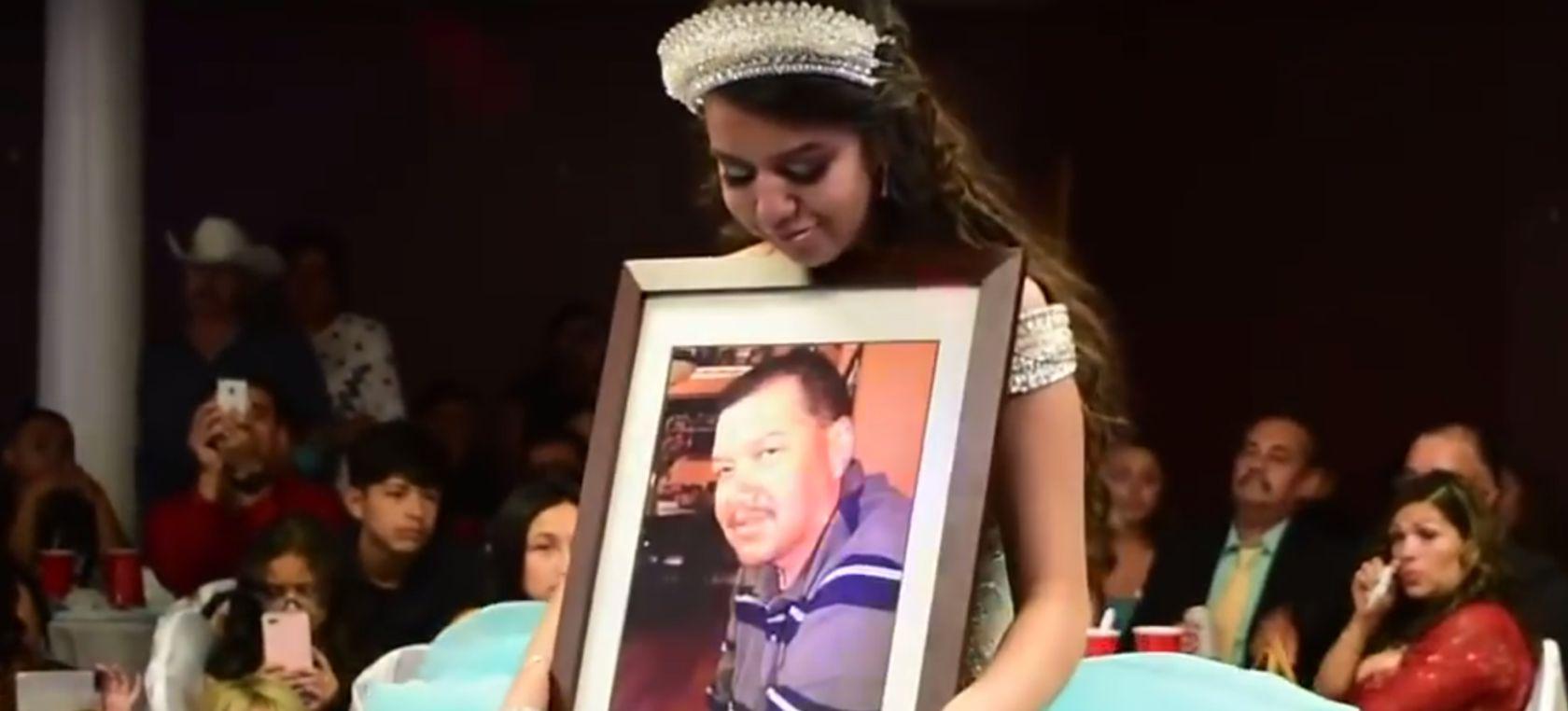 b5ad505289 Esta chica quería estar con su papá en el día más importante de su vida
