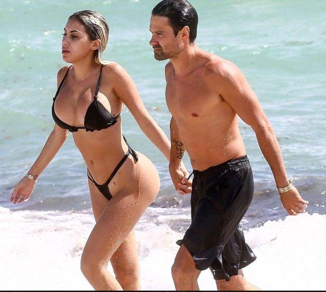Advise you myrka dellanos bikini possible