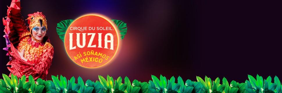 Un show de Cirque Du Soleil en honor a México