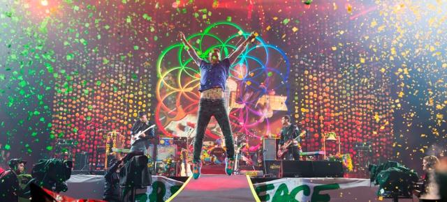 Coldplay se prepara para el 2019