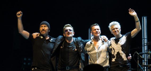 Bono anuncia que U2 se ausentará un tiempo