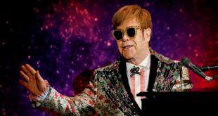 ¡Elton John la rompe con este video!