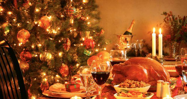 Como brillar en sociedad en la cena de navidad