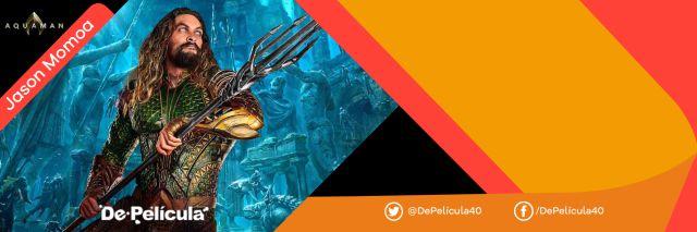 Premiere 40 de Aquaman con Jason Momoa