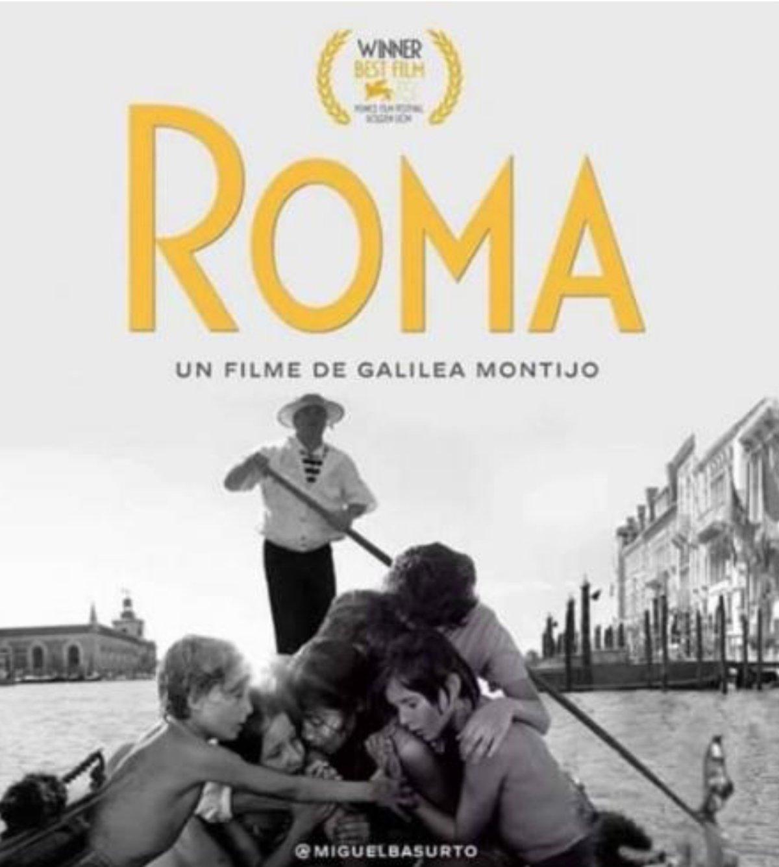 Los memes que desató el error de Galilea Montijo sobre 'Roma'
