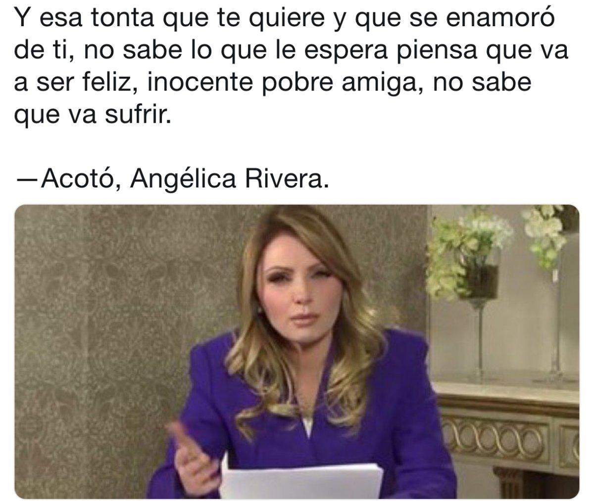 Llegaron los memes del divorcio de Peña Nieto y La Gaviota