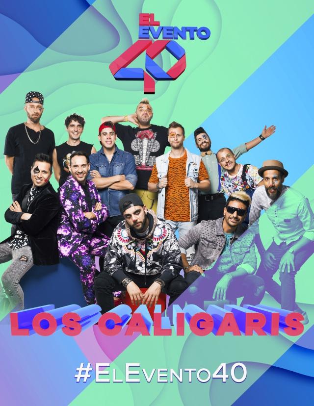El Evento 40 2019: Lo más escuchado del momento en Foro Sol te presentan los artistas que se encontrarán musicalizando en el concierto, como: Los Caligaris, Molotov, Río Roma, Reykon y más