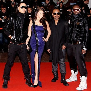 Equivocan premio a The Black Eyed Peas