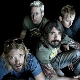 Foo Fighters prepara documental de su trayectoria