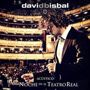 Lanza David Bisbal disco en USA