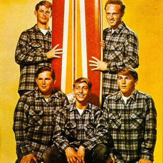 The Beach Boys en los Grammy