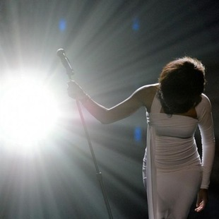 Whitney Houston , el adios a una voz inolvidable