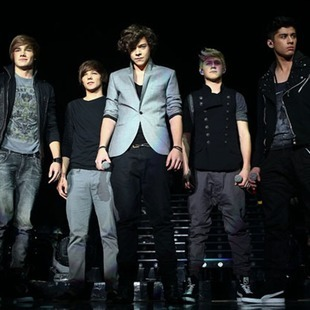 One Direction hace historia en Billboard