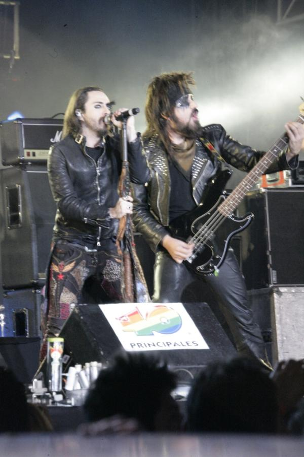 Moderatto en El Evento 40