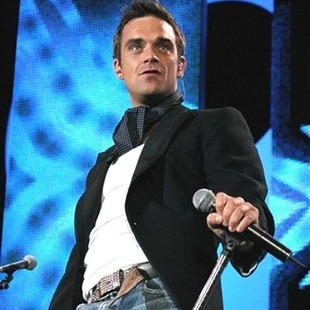 Robbie Williams quiere dueto con Psy