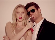 Blurred Lines - Robin Thicke ft. T.I., Pharrell