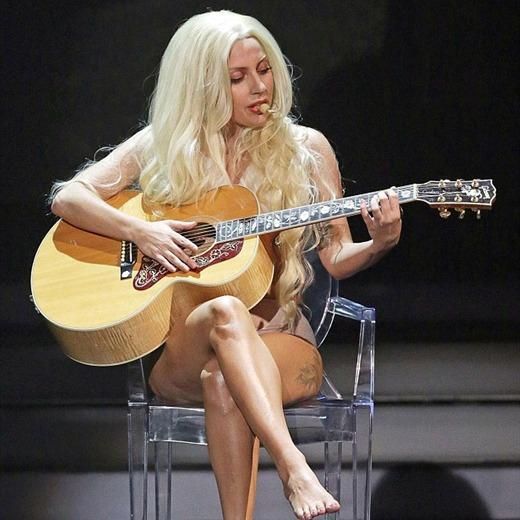 Lady Gaga Estrena Venus Desnuda En Televisión Actualidad Los40