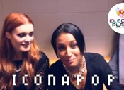 Icona Pop - Saludo a Electric Planet Music Festival