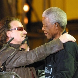 U2 estrena video dedicado a Mandela