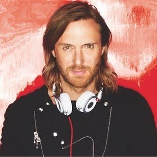 David Guetta `Lovers On the Sun'