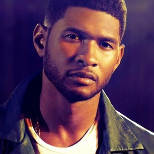Usher en la gala de los Video Music Awards
